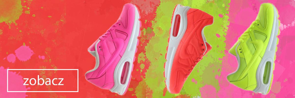 Buty Nike Air Max od sporting