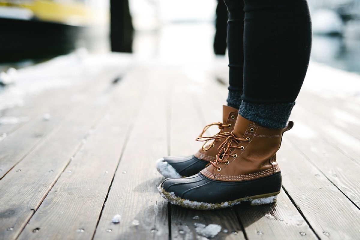 zimowe sportowe buty górskie