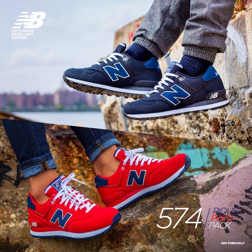 Bardzo dobra Obuwie sportowe - fenomen butów New Balance - Sporting Wałbrzych FF02